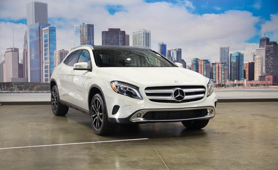 2017 mercedes benz gla car auto coming soon cars for Mercedes benz gla release date